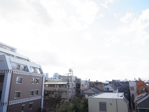 シャンボール北新宿 眺望