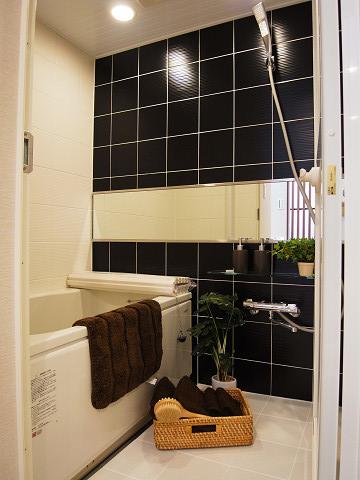 瀬田サンケイハウス北棟 バスルーム