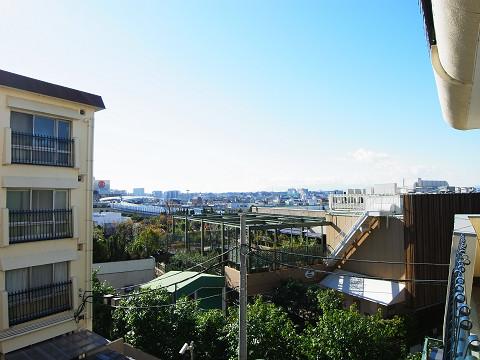 瀬田サンケイハウス北棟 眺望