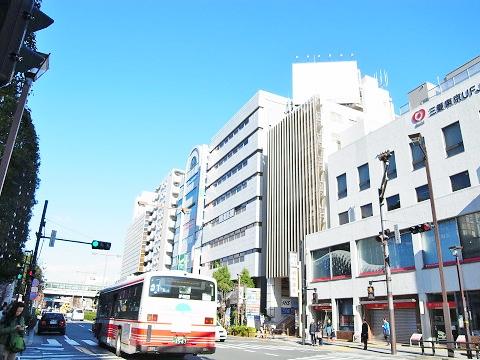瀬田サンケイハウス北棟 周辺