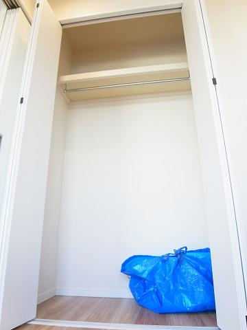 アイビハイツ南品川 洋室3 クローゼット