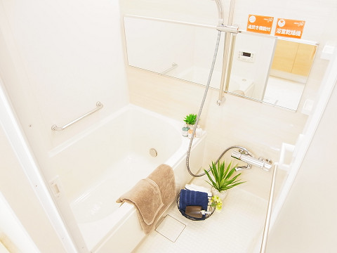 目白ハイツ バスルーム