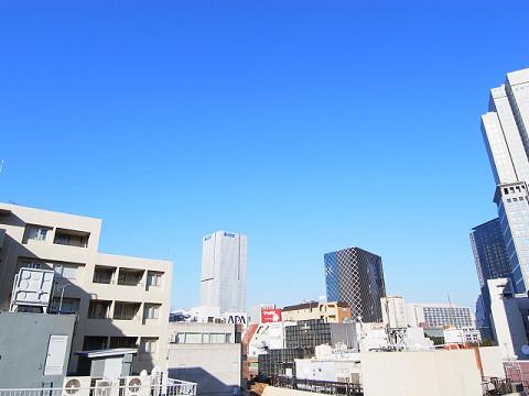 ハイツサト赤坂 眺望