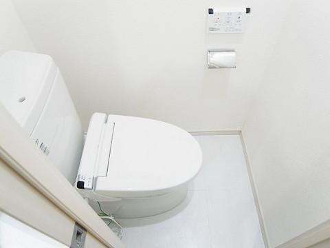 ハイツサト赤坂 トイレ