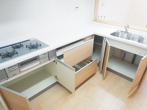 五反田スカイハイツ キッチン
