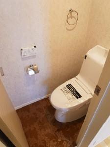 秀和深川森下町レジデンス トイレ