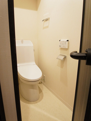 ニックハイム千歳烏山 トイレ
