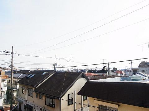 ガーデンコート世田谷赤堤 眺望