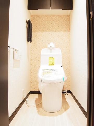 キクエイパレス戸超 トイレ