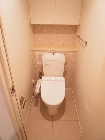 コスモレジア大塚 トイレ