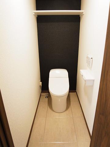 レックス四谷 トイレ