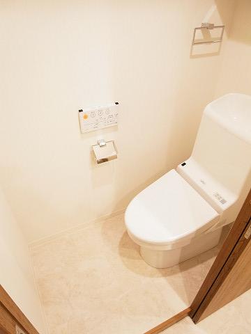 田町スカイハイツ トイレ