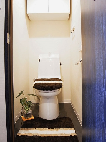 カルム二子玉川 トイレ