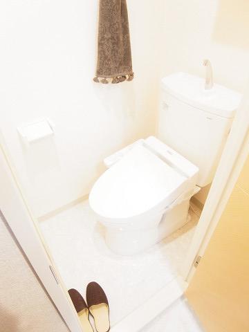 キクエイパレス戸越 トイレ