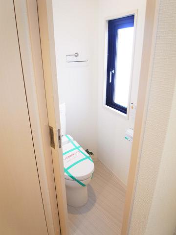 菱和パレス若松町 トイレ