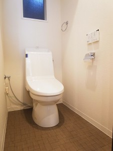 リベルテ西五反田 トイレ