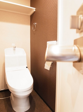 目黒ダイヤハイツ トイレ