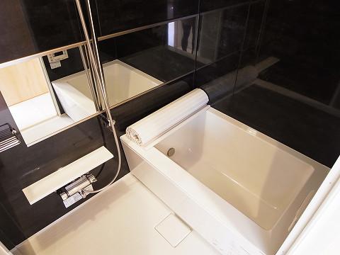赤坂ヴィラージュ バスルーム