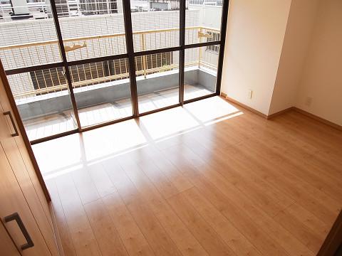 赤坂ヴィラージュ 洋室
