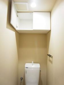 自由が丘パインクレスト トイレ