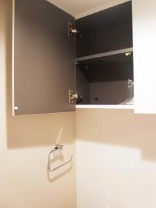 自由ヶ丘フラワーマンション 吊戸棚
