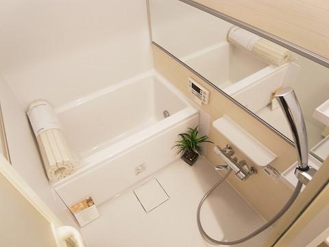 自由ヶ丘フラワーマンション バスルーム