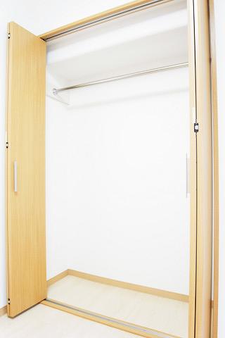 田町スカイハイツ 洋室1 クローゼット