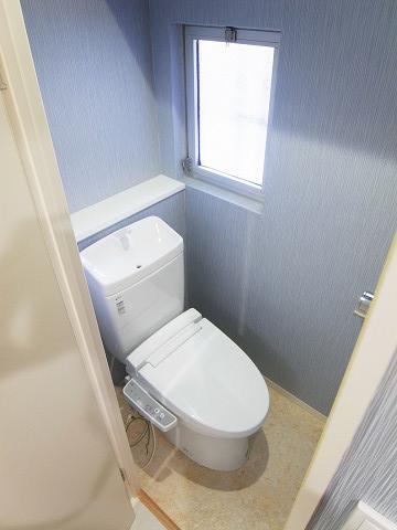 秀和西麻布レジデンス トイレ