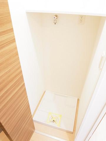 東北沢コーポラス 洗濯機置き場