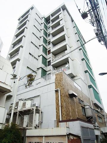 シシルバープラザ新宿第2 外観