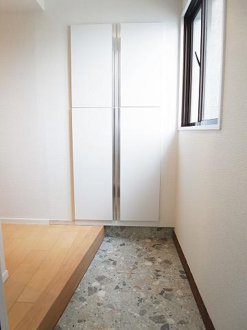 シルバープラザ新宿第2 玄関