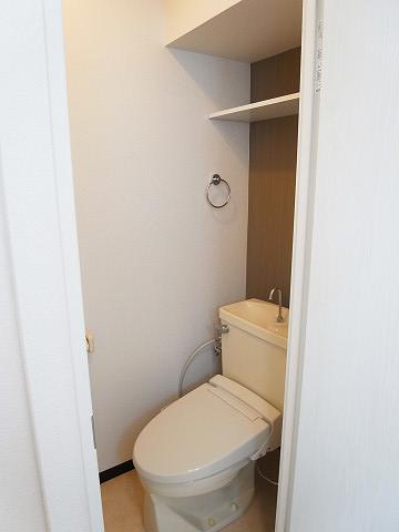 シルバープラザ新宿第2 トイレ