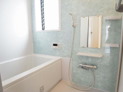 シルバープラザ新宿第2 バスルーム