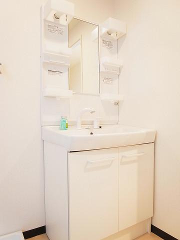 シルバープラザ新宿第2 洗面台