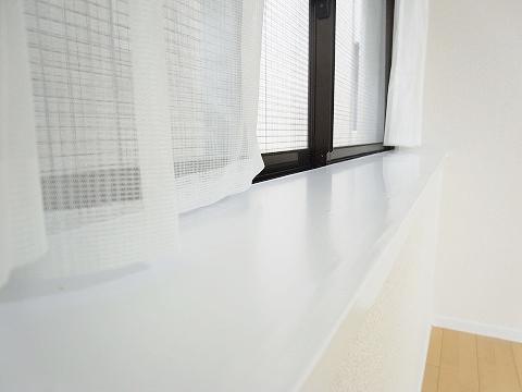 シルバープラザ新宿第2 出窓