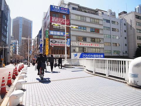 田町東豊エステート 周辺