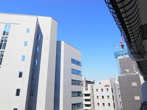 秀和田町レジデンス 眺望