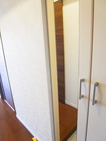 高田馬場住宅 シューズボックス