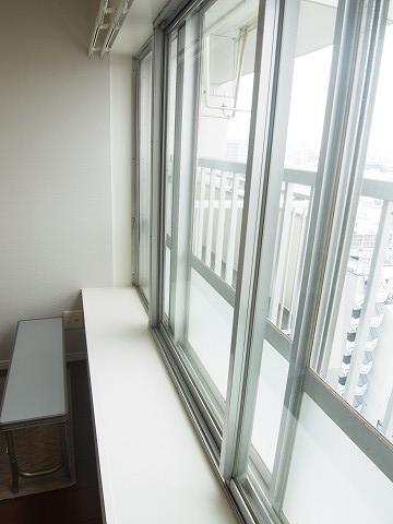 高田馬場住宅 ベッドルーム2