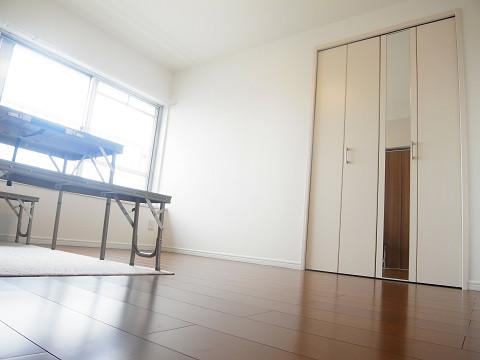 高田馬場住宅 ベッドルーム