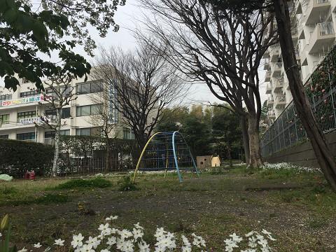 高田馬場住宅 公園