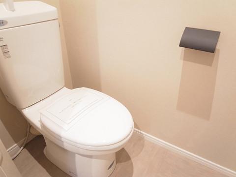 蘆花パークサイドフラット トイレ