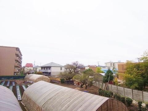 蘆花パークサイドフラット 眺望