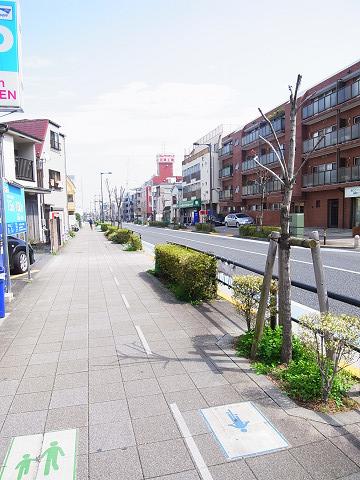 上馬シティホーム 周辺