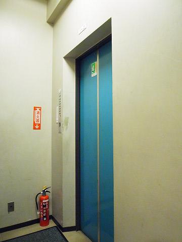 本郷ハウス エレベーター