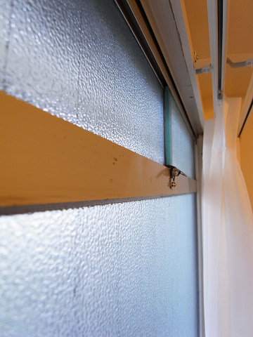 パイロットハウス北新宿 窓