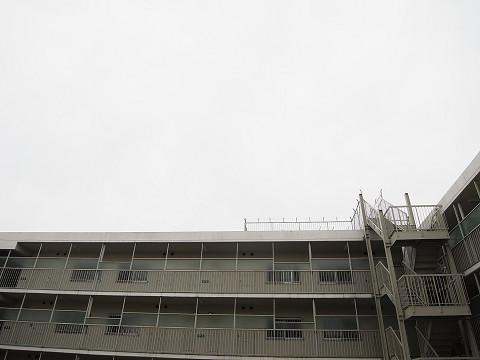 パイロットハウス北新宿 眺望