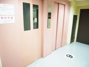 ライオンズプラザ新宿 エレベーター