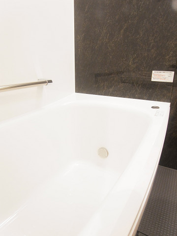 朝日白山マンション バスルーム