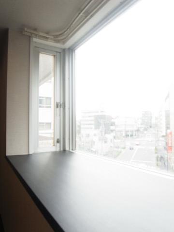 朝日白山マンション 洋室1